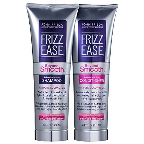 Kit John Frieda Frizz-Ease Beyond Smooth Frizz-Immunity Duo (2 Produtos)