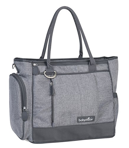 Babymoov Wickeltasche Essential Bag smokey