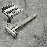 BLD Classic Rasierhobel mit 5 Rasierhobeln