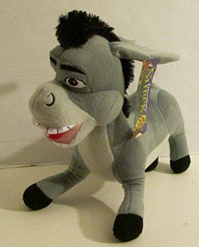 ToyFactory Shrek Donkey Plush Toy (12 Inch) 2017