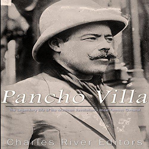 Pancho Villa audiobook cover art