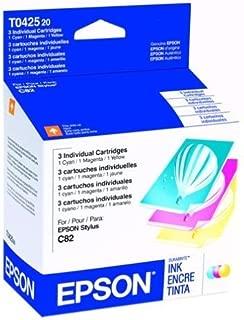 Inkjet Ctdg Stylus C82 Multipack Colors - Cyan Magenta Yellow