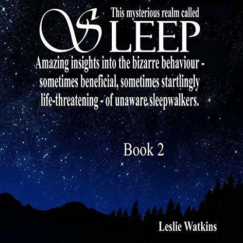 This Mysterious Realm Called Sleep: Book 2 cover art