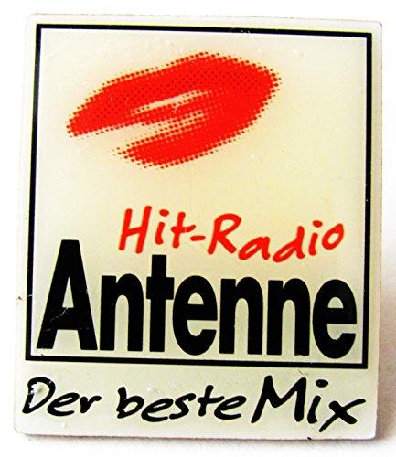 Hit Radio Antenne - Der Beste Mix - Pin 22 x 19 mm