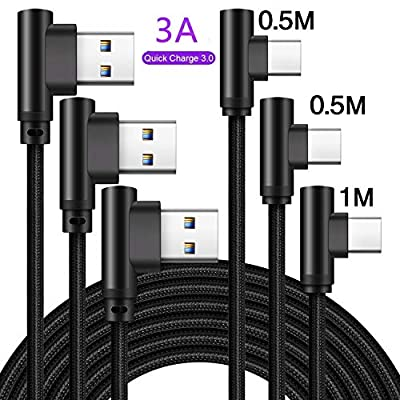 Usb C Charger Cable For Samsung S20 Plus Ultra 5G 20,A51 A71,S10 S10E Lite,A50 A70 A40 A20E A80 A90,Galaxy Note 10/10 Lite S8 S9,A21 A31 A41 A81 A91 2020,3A Type C Fast Charge Charging 0.3M 1M 2M 3M