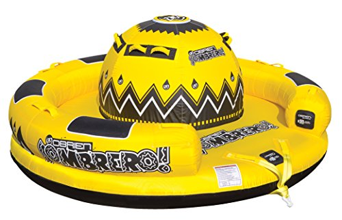 O#039Brien Sombrero Towable Tube Yellow
