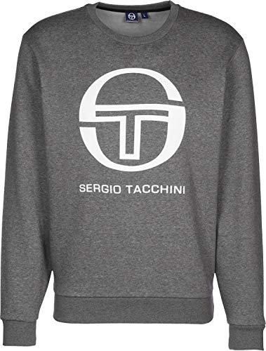 Sergio Tacchini Zelda Sweatshirt Herren grau/weiß, M