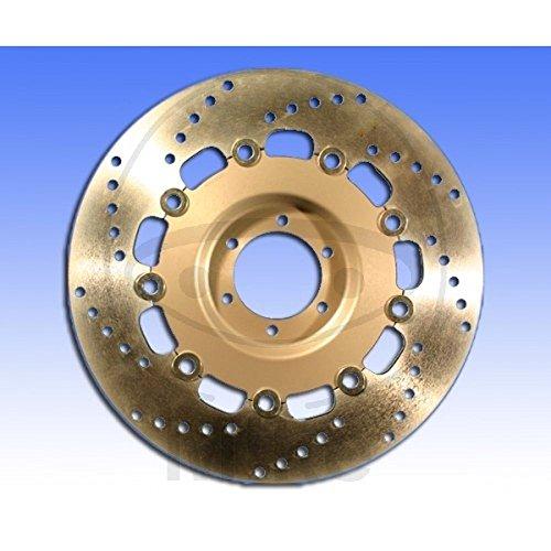 EBC Bremsscheiben Pro-Lite Disc (wärmebehandelt) Ø=299mm / schwimmende Scheibe mit silberner Alunabe für Yamaha - SR 500   XJ 650   XJ 650   XJ 750   XJ 750