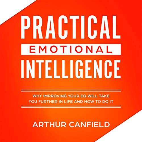 Practical Emotional Intelligence audiobook cover art