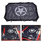 DQDZ Parasol de malla para bikini, cubierta superior rígida que proporciona protección UV.