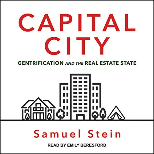 Capital City audiobook cover art