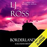 Borderlands: A DCI Ryan Mystery audiobook cover art