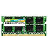 Silicon Power DDR3L 8GB 1600MHz (PC3 12800) 204 pin CL11 1.35V Non-ECC Unbuffered SODIMM-Laptop Memory Module - Low Voltage and Power Saving