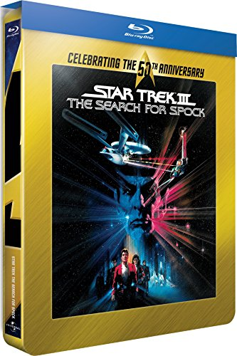 Star Trek III : À la recherche de Spock Francia Blu-ray