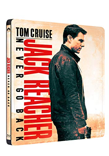 Jack Reacher: Nevracej se BD - steelbook / Jack Reacher: Never Go Back - steelbook (Tschechische Version)