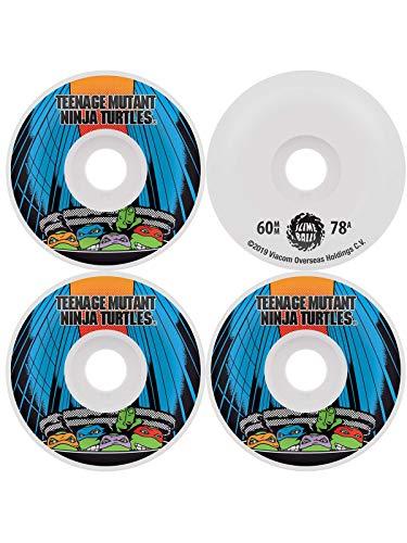 Santa Cruz Roues TMNT OG Slime - Slime Balls 78A (60 mm)