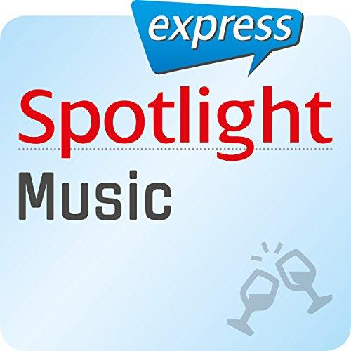 Spotlight express - Ausgehen: Wortschatz-Training Englisch - Musik Titelbild