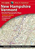 Delorme New Hampshire/Vermont Atlas & Gazetteer (Delorme Atlas & Gazetteer)