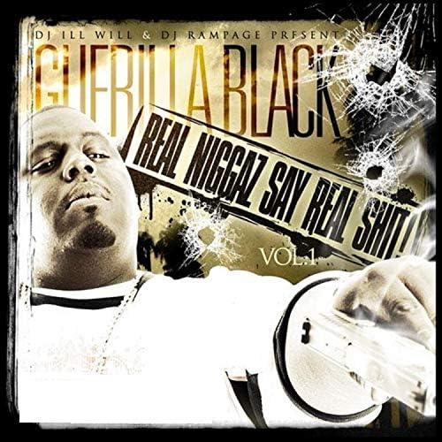 Guerilla Black, DJ Ill Will & Dj Rampage