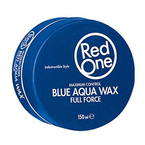 RedOne Maximum Control Aqua Hair Wax Blue Full Force 150ml