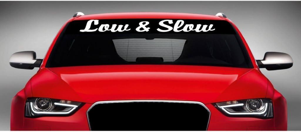 Slow Life Vinyle Graphique Décalque Voiture Autocollant