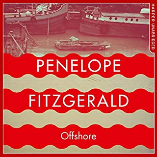 Offshore                   By:                                                                                                                                 Penelope Fitzgerald,                                                                                        Alan Hollinghurst - introduction                               Narrated by:                                                                                                                                 Jot Davies,                                                                                        Alan Hollinghurst,                                                                                        Stephanie Racine                      Length: 5 hrs and 1 min     2 ratings     Overall 4.0