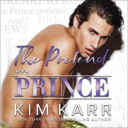 The Pretend Prince cover art