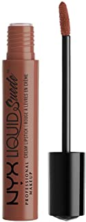 NYX Professional Makeup, Liquid Suede Cream Lipstick - Sandstorm 07