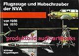 Flugzeuge und Hubschrauber der NVA von 1956 - 1970, guter Zustand