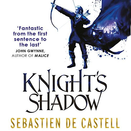 Knight's Shadow audiobook cover art