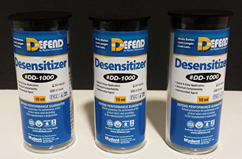 Defend Desensitizer (3x 10ml Bottles)