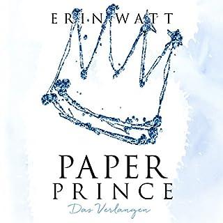 Paper Prince. Das Verlangen Titelbild