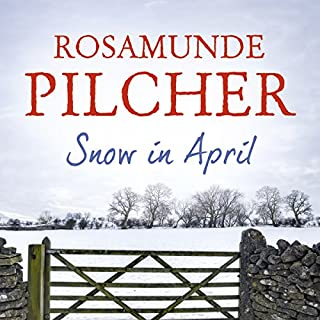 Snow in April                   By:                                                                                                                                 Rosamunde Pilcher                               Narrated by:                                                                                                                                 Lucy Paterson                      Length: 5 hrs and 1 min     12 ratings     Overall 4.8