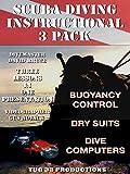 Scuba Diving Instructional 3 Pack