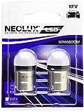 OSRAM - NP0560CW-02B - Juego de 2 Bombillas LED Neolux Retrofit 6000K, BA15S R5W 12 V, 0,8 W