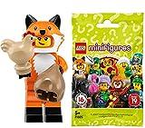 レゴ (LEGO) ミニフィギュア シリーズ19 キツネガール【71025-14】