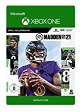 Madden NFL 21: Standard Edition | Xbox One - Download Code©Amazon
