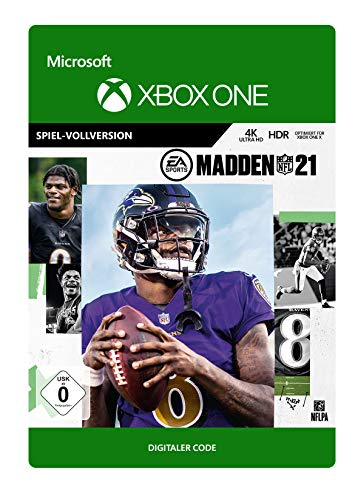 Madden NFL 21: Standard Edition | Xbox One - Download Code