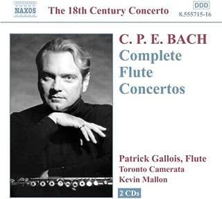 Sonata in A minor for Solo Flute, Wq. 132, H. 562: III. Allegro