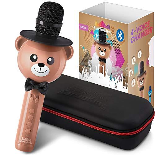 Wireless Karaoke Microphone...