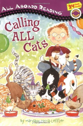 Calling All Cats: All Aboard Picture Readerの詳細を見る