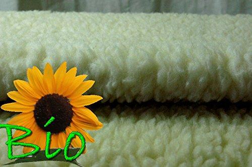 Sonnengruss gesäumt ! YogaMatte Bio Schurwolle Natur Wolle 100x200cm