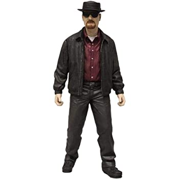 Breaking Bad Figura de acción Heisenberg Grande 30cm Original ...