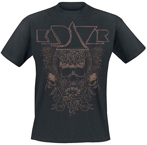 Kadavar Triarchy T-Shirt schwarz XXL