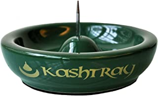 Best large green glass ashtray Reviews