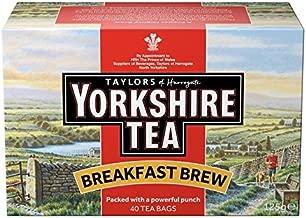 Yorkshire Tea Breakfast Brew - 125g (0.28lbs)