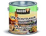 UV Protection Wood Finish Exterior- Colourless -0.75 LTR Natural Oil and Wax Base