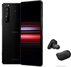Sony Xperia 1 Mark II & Pair of Noise Cancelling Ear Buds