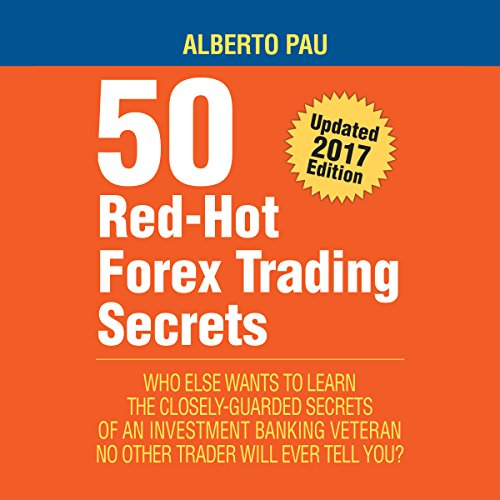 50 Red Hot Forex Trading Secrets audiobook cover art