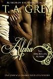 The Loneliest Alpha Book Book #1 (The MacKellen Alphas series)